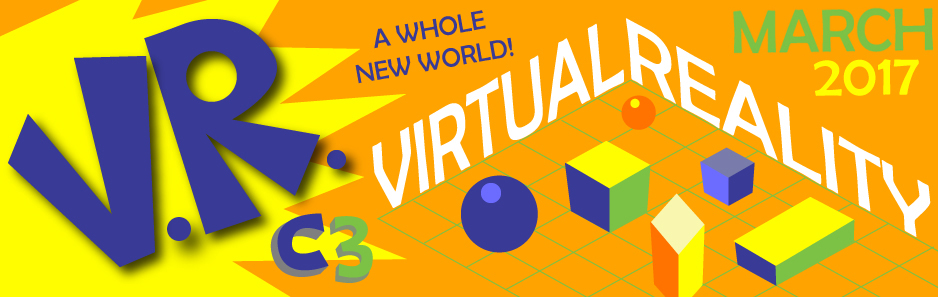 Whole New World: Virtual Reality