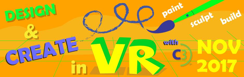 Design & Create in VR