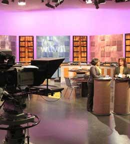 WTTW Studios Chicago