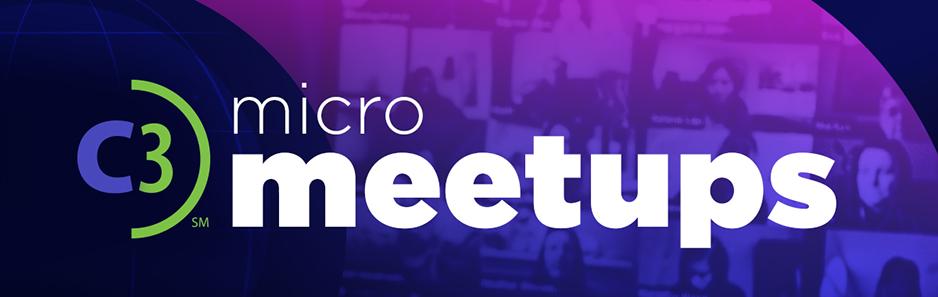 Micro Meetups